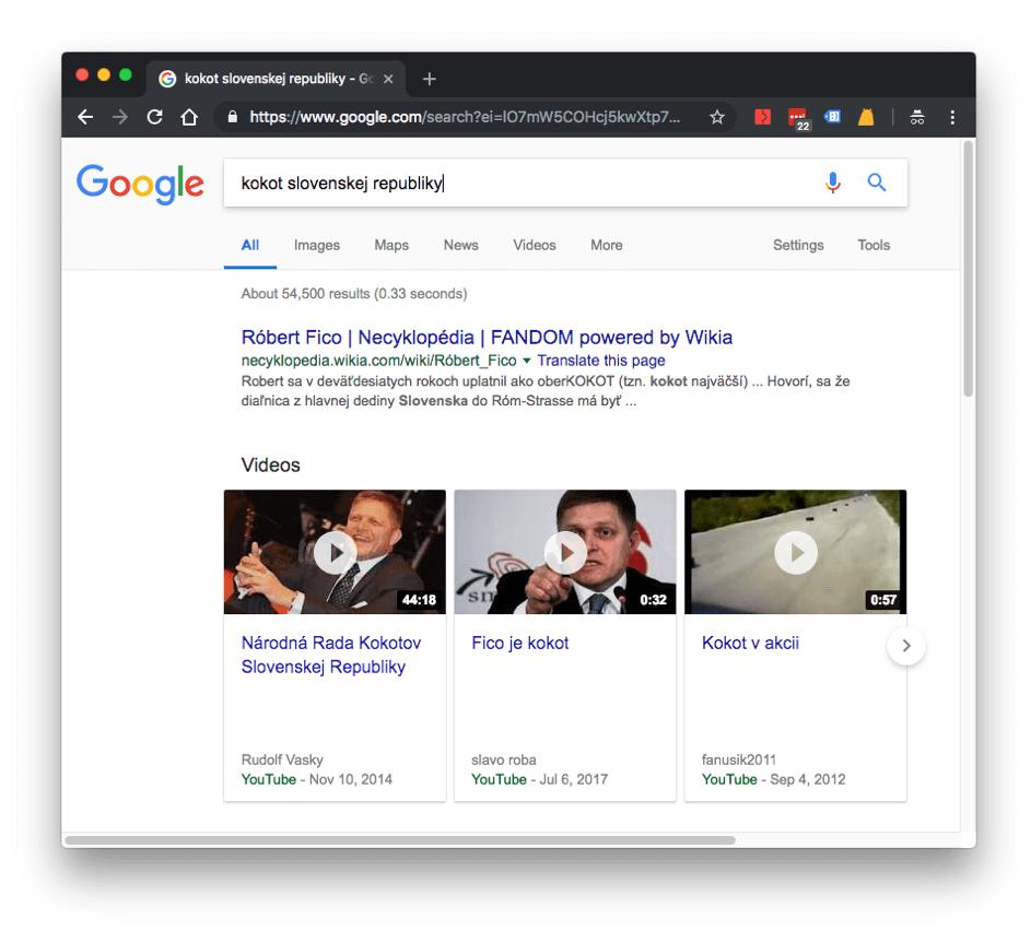 404 stránka - Relevantné výsledky vyhľadávania